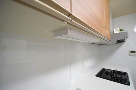 キッチン手元灯 スリム LED 20150327.JPG