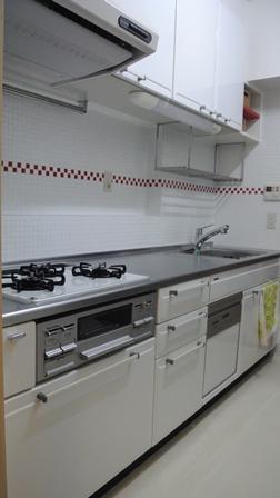 タカラ キッチン ホワイト.JPG