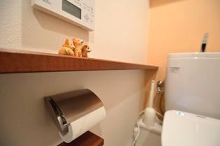 トイレ カウンター ディスプレイ .JPG