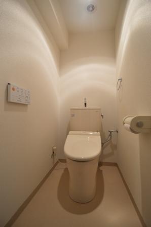 マンション トイレ ピュアレスト.JPG
