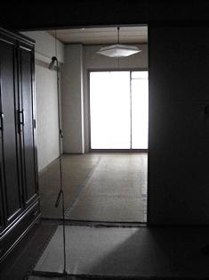 マンション 和室 リフォーム前 20150423.JPG
