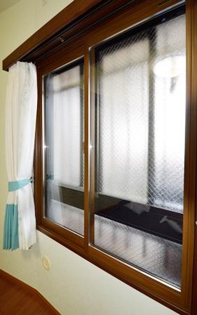 内窓 プラマード マンション20150626.JPG