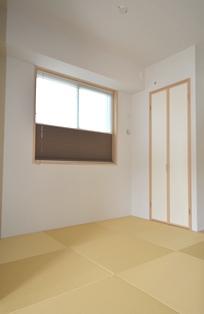 和室 畳 半帖 カラー.JPG