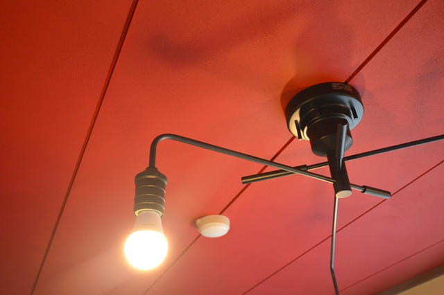 和室から洋室  天井塗装 輸入塗料.jpg
