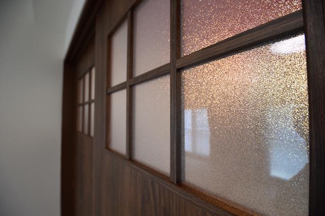和室から洋室 マンション 造作建具.jpg