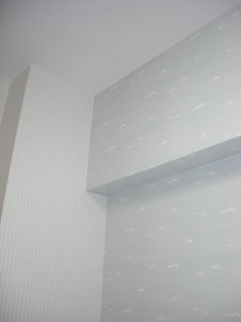 天井は真っ白.JPG