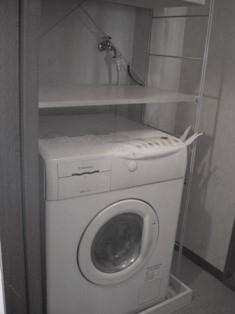 洗濯機 収納 施工前.JPG