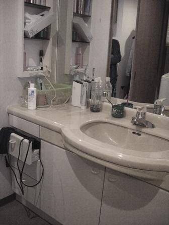 洗面台 マンション 20150327.JPG