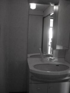 洗面室 マンション リフォーム.JPG